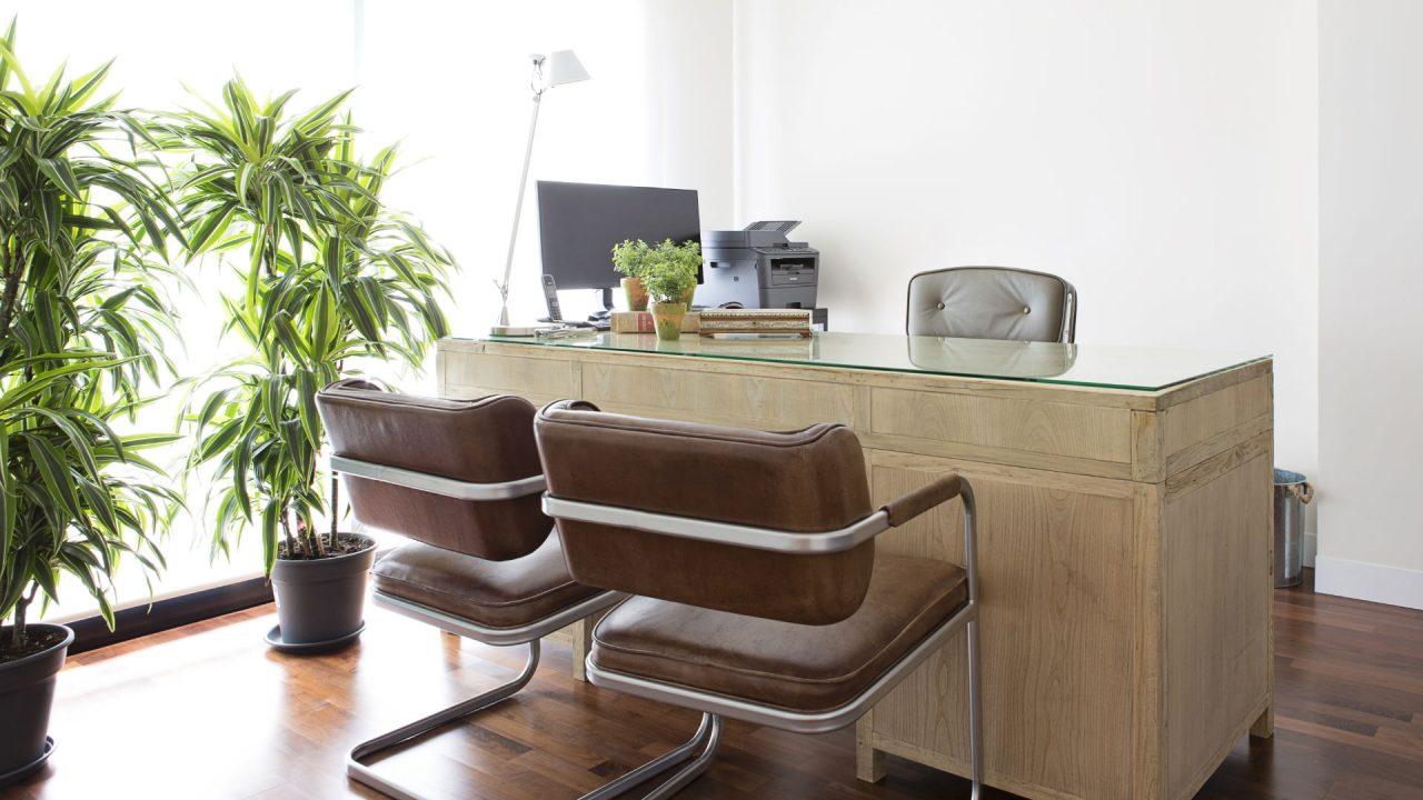 Despacho de abogados segunda poca for Mobiliario despacho abogados